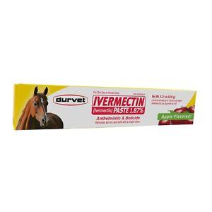 Horse Wormer Tube