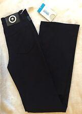 Versace Jean Couture VJC ~ Sexy Black Pants ~ Size 24 / 38 ~ NWT
