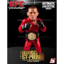 Round 5 UFC Series 8 Action Figure - Georges St-Pierre - Championship Edition