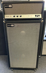 1968 Sunn 200S • Head & Cab • Exc Orig Cond • No Issues • Stored Since 70's