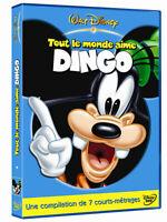 Tout le monde aime Dingo (Disney) DVD NEUF SOUS BLISTER