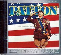 "Jerry Goldsmith ""PATTON"" + ""FLIGHT OF THE PHOENIX"" score FSM 3000ltd CD SEALED"