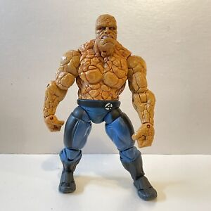Fantastic Four The Movie Raging Thing Action Figure - Toy Biz 2005