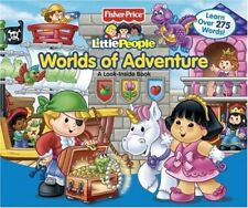 Fisher-Price Little People Worlds of Adventure: A