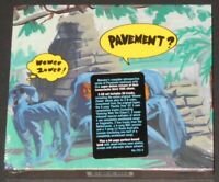 PAVEMENT wowee zowee USA 2-CD + BOOK new sealed SPECIAL EDITION stephen malkmus