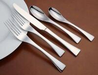 Oneida Stasis 20 Piece Flatware Set, Service for 4