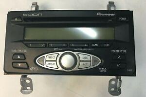 2004 05 06 2007 SCION XA XB TC RADIO CD MP3 Player **OEM** TESTED  08600-21800