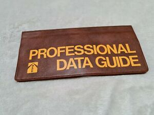 Kodak Professional Data Guide