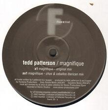 TEDD PATTERSON - Magnifique - Fluential
