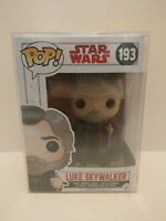 Funko Pop Star Wars Luke Skywalker 193. Pop Protector