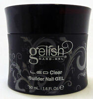 Nail Harmony Gelish Hard-Gel LED/UV Clear Builder - 1.6oz (50 mL) (01565) *