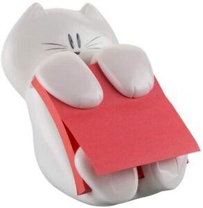 Z-Note Dispenser with Cat Design – Fun sticky notes dispenser
