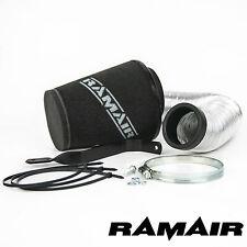 RAMAIR Open Air Intake Induction Air Filter Kit fits VW Bora 1.9TDi 130BHP