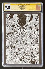 CGC SS 9.8 Quesada 1:1000 Uncanny X-Men #1 Hidden Gem Sketch Virgin Variant rare
