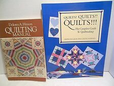 Quilting Lot Quilts Complete Guide to Quiltmaking And Manual How To Techniques