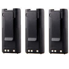 3x BP-222 BP-222N Battery for ICOM IC-F12 IC-F22 IC-F22S IC-T3H IC-F30GS IC-U82