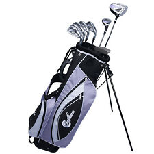 CONFIDENCE POWER II GOLF CLUBS SET BAG NEW LADIES RIGHT HAND