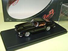 Ferrari 250 GT SWB Street 1960 nero-black 7271 1/43 Bang Made in Italy
