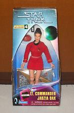 STAR TREK Lt Commander JADZIA DAX Collectors series edition 4 Playmates 1998