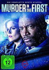 MURDER IN THE FIRST- Tom Felton - SEASON 1 - DVD R2/UK - Sealed -