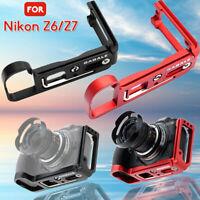 GABALE QR L-Bracket Hand Grip Plate Base Camera Quick Release for Nikon Z6  q