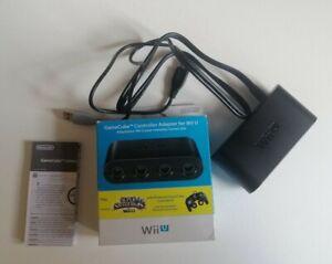 Original Gamecube Controller Adapter für Nintendo Wii U