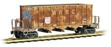 Western Railroad Co. 43' Ortner Open Hopper Weathered MTL #125 52 019 N Scale