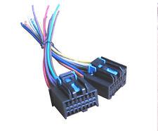 2006-2013 GM Suzuki Saturn - Factory RADIO Plugs aftermarket wiring