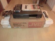 JVC hr-d580eg high-end VHS-Video Recorder, ovp&neu, 2 ANNI GARANZIA