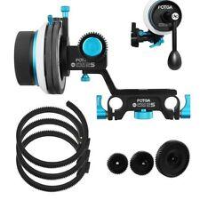 FOTGA Upgrade DP500IIS Dampen A/B Hard Stop Metal Follow focus Gear Belt Crank
