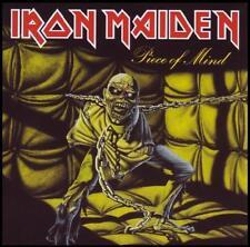 IRON MAIDEN - PIECE OF MIND Enhanced CD 80's METAL *NEW