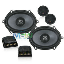 """*NEW* MOREL TEMPO ULTRA 572 5""""x 7"""" 2-Way CAR AUDIO COMPONENT SPEAKER SYSTEM 5x7"""