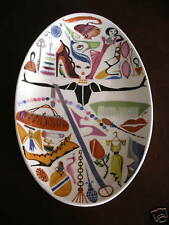 Nib Fashion Diva Decorative Art Serving China Plate Collectors Nordstrom Ltd