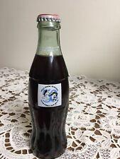 Coke Bottle Dated June 3 1998 from Crazy Horse Memorial Black Hills South Dakota
