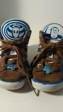 Toy Story 3 Shoes Disney Pixar Mr Potato Head Brown Dino Size 11 ADIDAS hightops