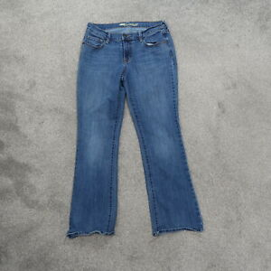 Old Navy The Sweetheart Mid-Rise Jeans Women's size 8 Measures 30x30