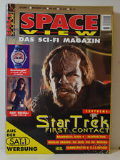 6/1996 Space View Act X-Kurt Russell Voyager Star Trek-Star Wars (sv9)