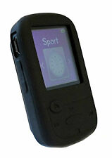 NEW Silicone Skin Case Cover for SanDisk Sansa Clip Sport MP3 Player - Black