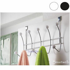 Tür Hakenleiste Haken Garderobe Wandgarderobe Kleiderhaken Handtuchhalter