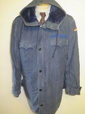 "GERMAN ARMY CLASSIC PARKA Military Combat Jacket Coat Blue XL 46-48"""