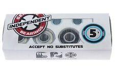 INDEPENDENT 8x ABEC-5 SPEED BEARINGS SET-PACK RODAMIENTOS-SKATEBOARD-MONOPATIN