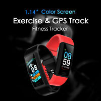 bluetooth Smart Band Watch Bracelet Wristband Fitness Tracker Heart Rate Monitor