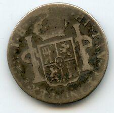 Weeda Mexico #91, 1806TH silver 2 reales