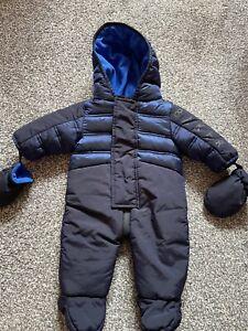Ted Baker Snowsuit Newborn NWOT