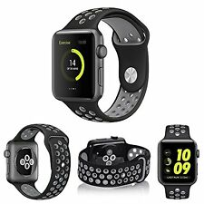 IWatch Silicone Replacement Wrist Bracelet Strap Sport Band For Apple Watch 42mm