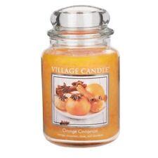 Paraffin Wax Cinnamon Round Candles & Tea Lights