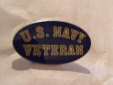 "NAVY U S Navy Veteran""- Lapel pin,Tie Tack,Hat pin"