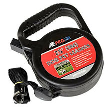 New listing Retractable pet leash Dog Leash 25 Ft. Long Traction Rope, New