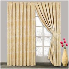 Blue Cream Curtains for sale | eBay
