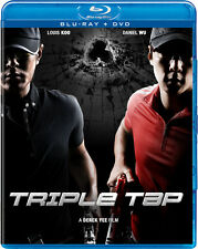Triple Tap (DVD&Blu-ray Combo, 2 Discs, New, 2011)(WGU01257B) Well Go USA